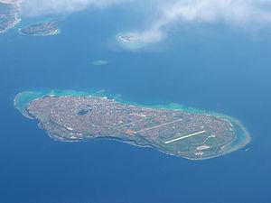 Ie, Okinawa - View of Ie