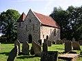 Old Church, Aubourn, Lincs. - geograph.org.uk - 48412.jpg
