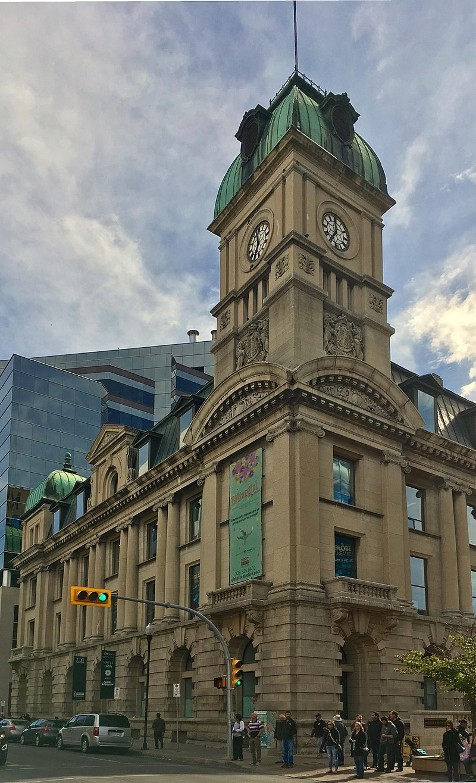 prince edward building in Regina, Canada