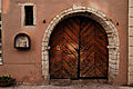Olden gates in the streets of the Old Town. Tallin, Estonia, Northern Europe.jpg