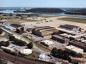 Harrisburg Air National Guard Base - Olmsted Air National Guard Base – May 1979