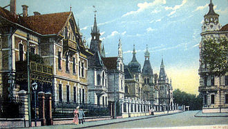 Olomouc - Old Olomouc.
