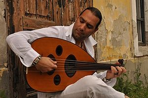 Omar Bashir (musician) - The Crazy Oud 2010