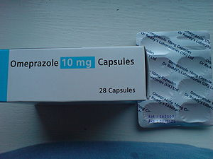 Omeprazole - Omeprazole 10-mg, from UK