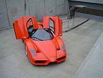 Orange enzo ferrari.jpg
