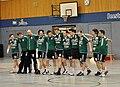 Oranienburger HC, 1. Männer-Mannschaft in der Stralsunder Vogelsanghalle (2011-02-12) 1.JPG