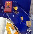 Order of the Cross of the Eagle badges (Estonia before 1940) - Tallinn Museum of Orders.jpg