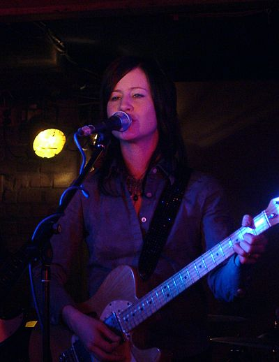 Picture of a band or musician: Orenda Fink