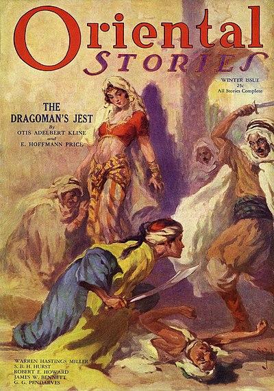 Oriental stories 1932win