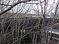 Original bridge - old route of Longbridge Lane, Longbridge (6922429662) (2).jpg