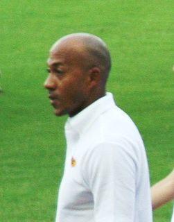 Frankie Fredericks Namibian sprinter