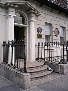 Casa di Wilde a Dublino