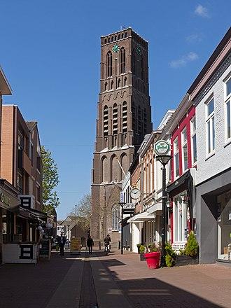 Oss - Image: Oss, de kerk van de Onze Lieve Vrouw Onbevlekt Ontvangen RM31870 foto 3 2016 04 20 13.44
