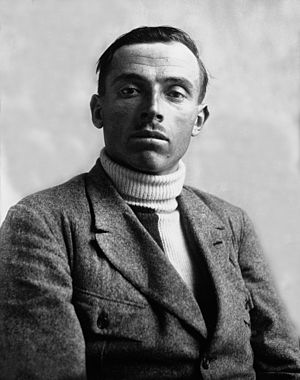 1924 Tour de France - Ottavio Bottecchia, winner of the 1924 Tour de France