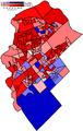 Ottawa South 2004 poll results map.png