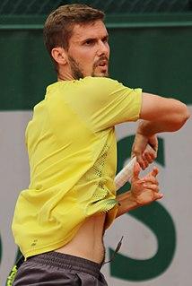 Oscar Otte German tennis player