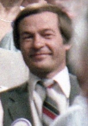 Otto Jelinek - Image: Otto Jelinek 1983