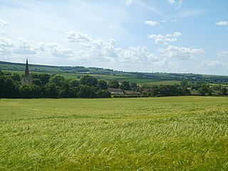 Wintringham Village and civil parish in North Yorkshire, England