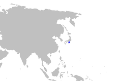 Oxynotus japonicus distmap.png