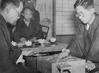 History of shogi - Ōyama vs Tsukada (1948)