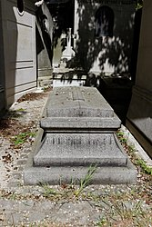 Tomb of Adolphe-Alphonse Favre