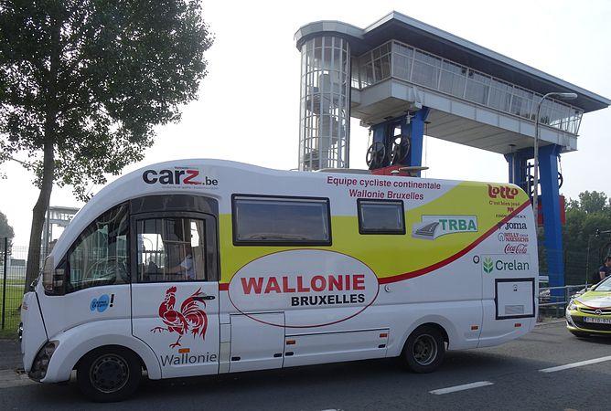 Péronnes-lez-Antoing (Antoing) - Tour de Wallonie, étape 2, 27 juillet 2014, départ (B11).JPG