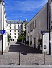 Rue De Jonquilles Dambach La Ville
