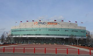 PNC Arena Arena in Raleigh, North Carolina