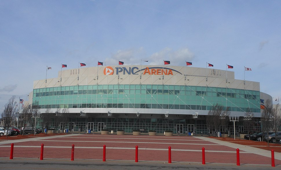 PNC Arena Raleigh