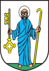 Coat of arms of Olštineka