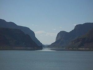 Comarca Lagunera - Rio Nazas