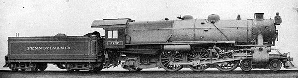 Pennsylvania Railroad class K4s - Wikiwand