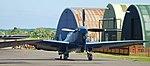 PR Spitfire, Imperial War Museum, Duxford, May 19th 2018. (40511739360).jpg