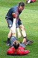 PSV Eindhoven, Teamcamp Bad Erlach, July 2014 (125).jpg