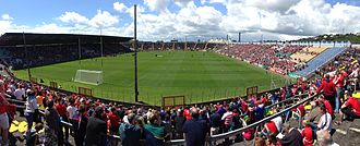 All-Ireland Senior Hurling Championship - Páirc Uí Chaoimh in Cork hosted the semi-finals in 1976.