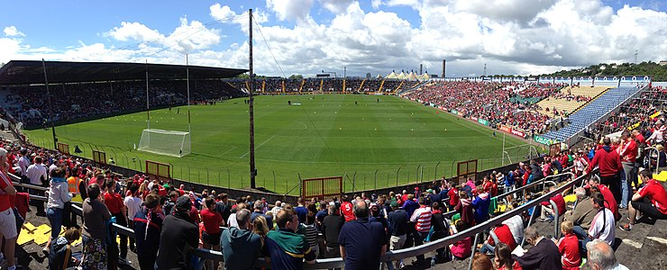 Páirc Uí Choaimh 2014 Cork vs Kerry (prior to 2015 closure and redevelopment)