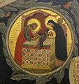 Pacino di bonaguida, albero della vita, 1310-15, da monticelli, fi 25 circoncisione 2.jpg