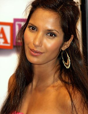 Padma Lakshmi - Lakshmi at the 2008 Tribeca Film Festival