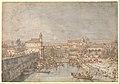 Padua- The River Bacchiglione and the Porta Portello MET DP358984.jpg