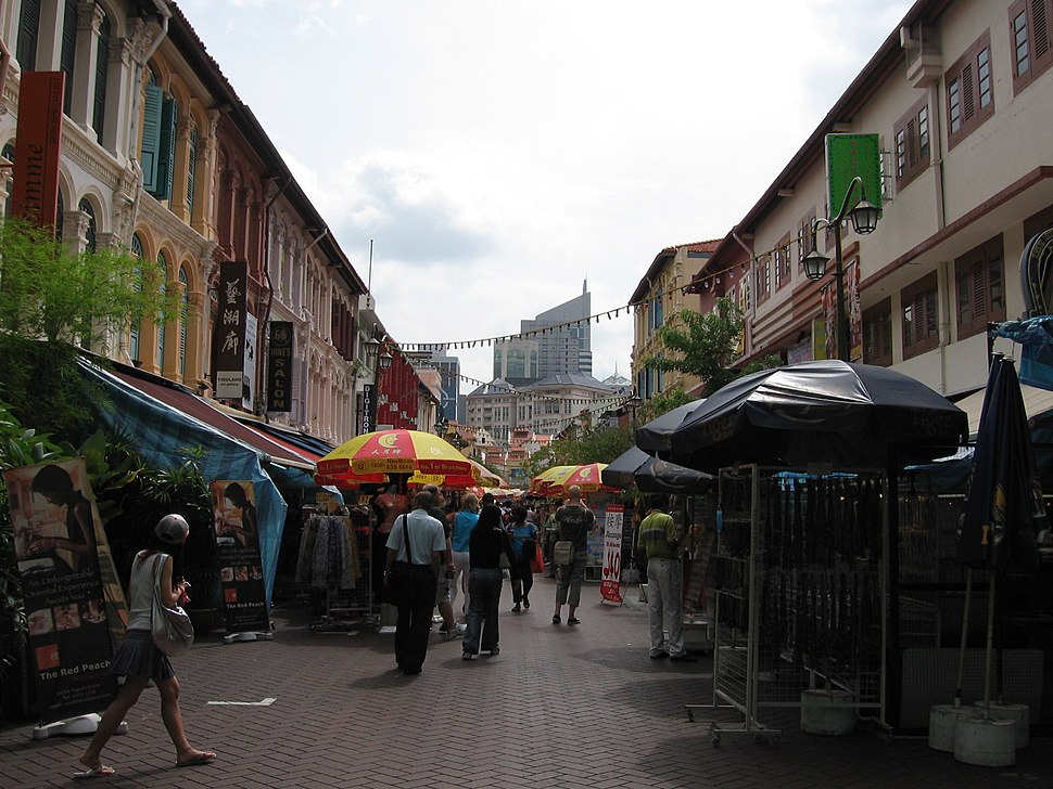 Pagoda Street, Dec 05