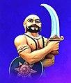 Painting of Chakhi Khuntia.jpg