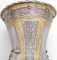 Pair of Gauntlets from a Garniture of Armor of Philip II of Spain (reigned 1554–58) MET sfsb14.25.901a(5-22-07)s1d1.jpg
