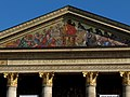 Palace of Art, tympanum, 2013 Budapest (330) (13228171914).jpg