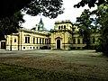 Palace of Grand Duke Alexei Alexandrovich .Front yard.jpg