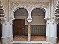Palacio de Pedro I de Castilla, Tordesillas. Patio Árabe.jpg