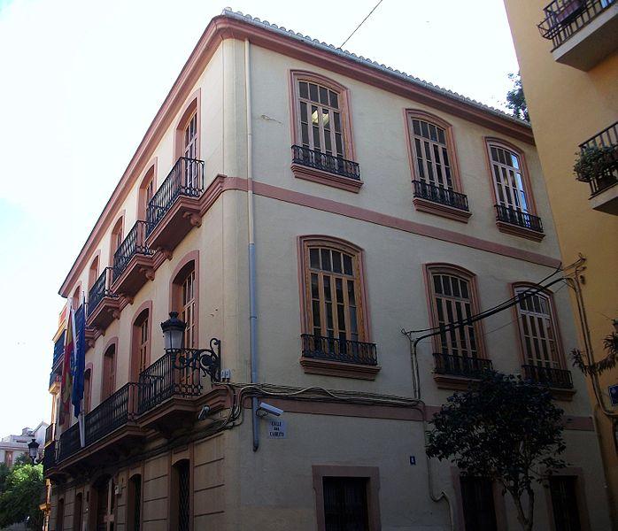 Archivo:Palau de Forcalló, seu del Consell Valencià de Cultura.jpg
