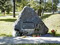 Palsmane, piemineklis 2. pasaules kara upuriem 2000-09-13 - panoramio.jpg