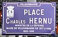 Panneau de la Place Charles Hernu (Villeurbanne).jpg