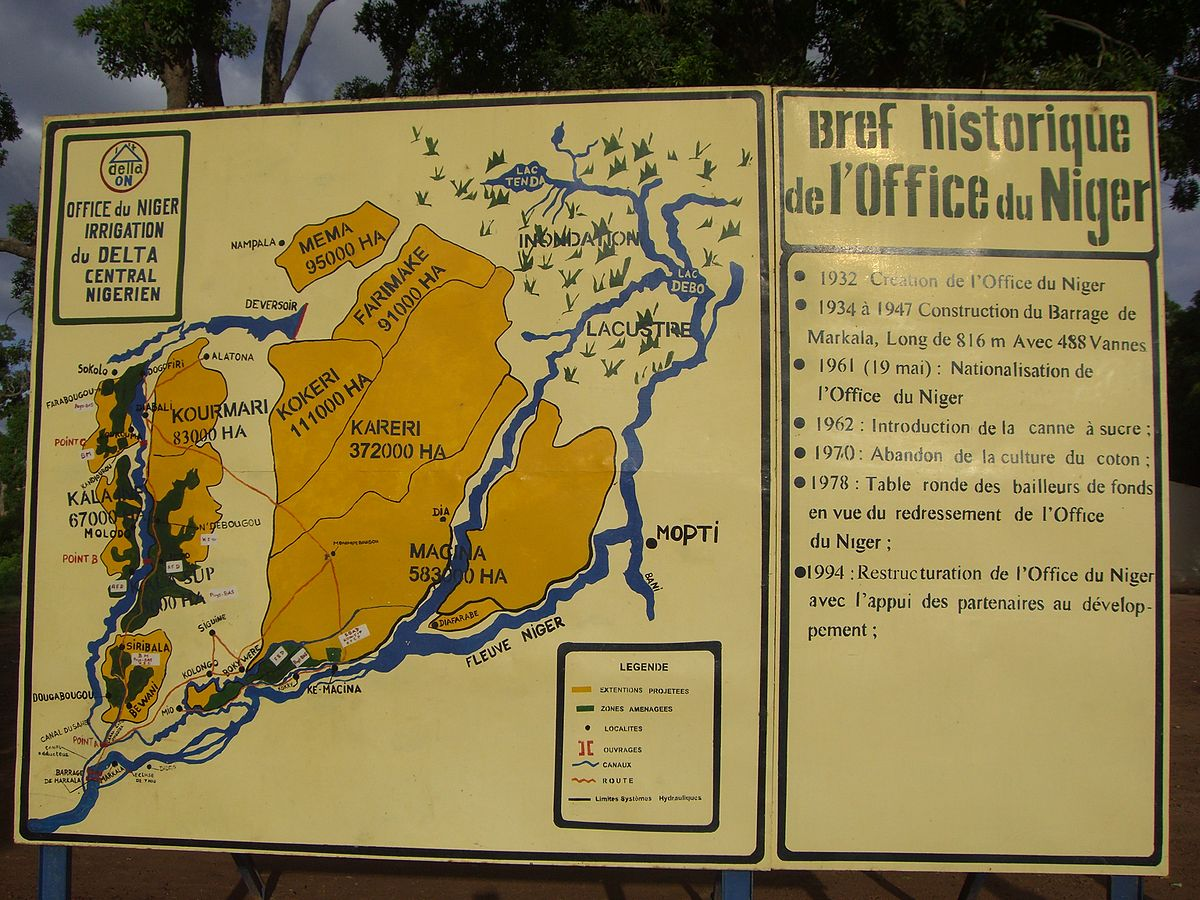 Office du niger wikipédia