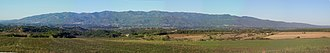 Pratomagno - Image: Panorama Pratomagno